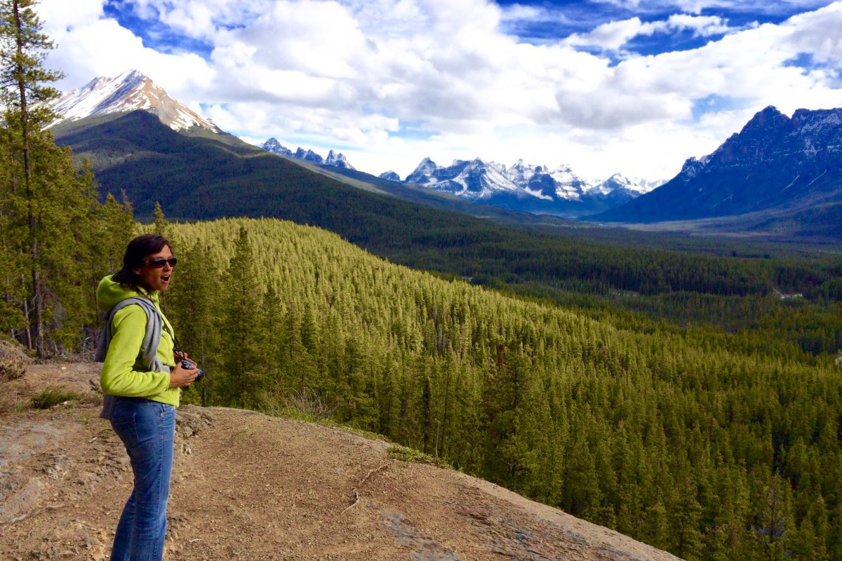 Kriski Plus rocky mountains