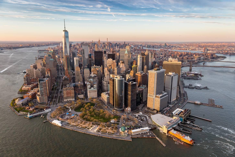 New York, New York Neem een verrukkelijke hap uit The Big Apple Kriski Plus