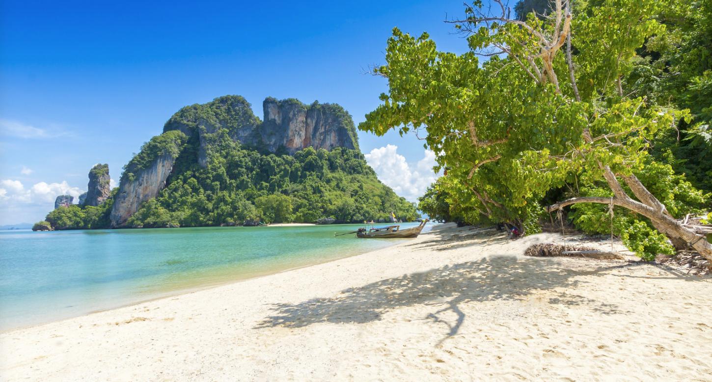Eilandhoppen in een schilderachtige baai Ontdek je favoriete eiland in de Baai van Phang Nga Kriski Plus
