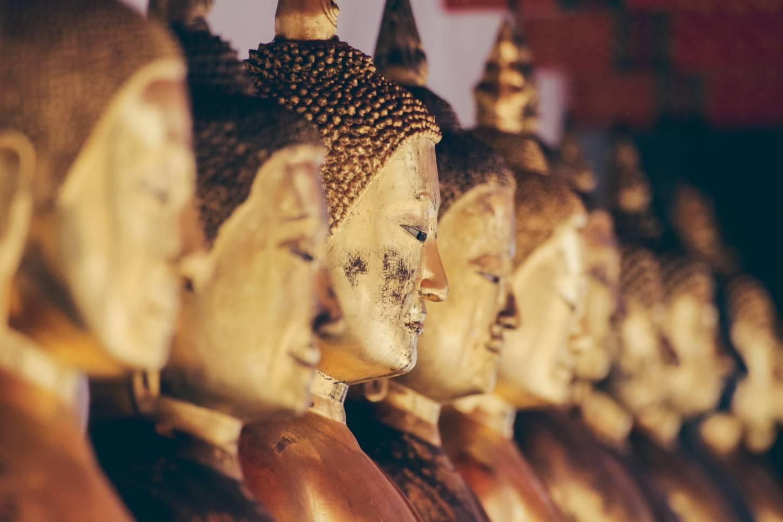 Boeddhabeelden tellen in Bangkok Een wandeling langs de mooiste tempels van Rattanakosin Kriski Plus