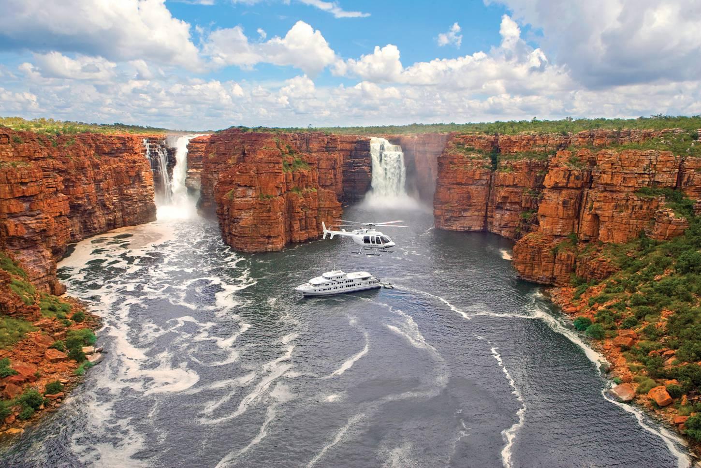 De Billabongs van Kimberley Met de boot door het ongerepte noordwesten Kriski Plus