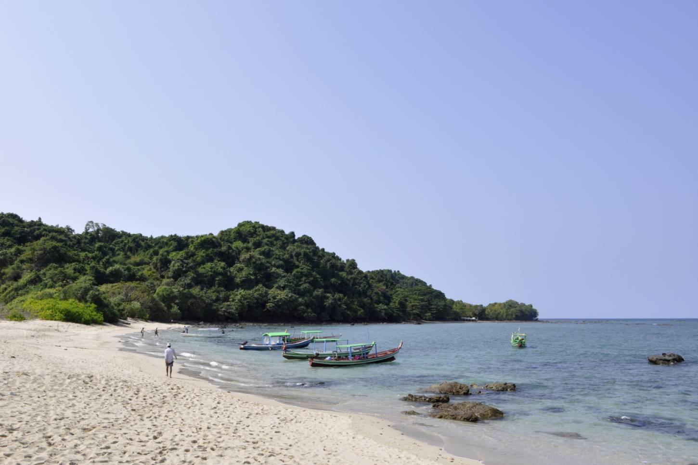 Logeren in een bungalow op een droomstrand De paradijselijke stranden van Ngapali Kriski Plus