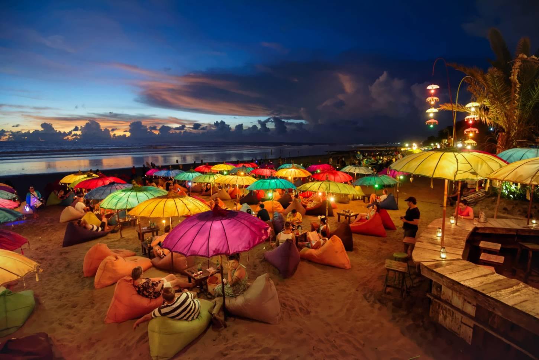 Boho-Chic luxe in Seminyak Trendy logeren aan het strand Kriski Plus