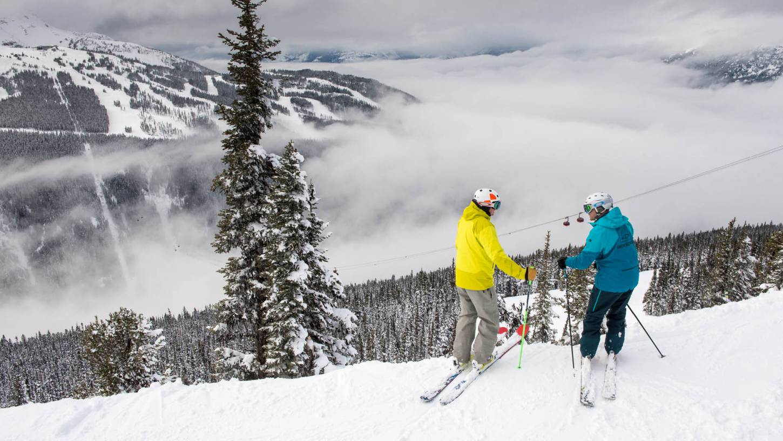 Poedersneeuw in Whistler Een skireis uit de duizend! Kriski Plus