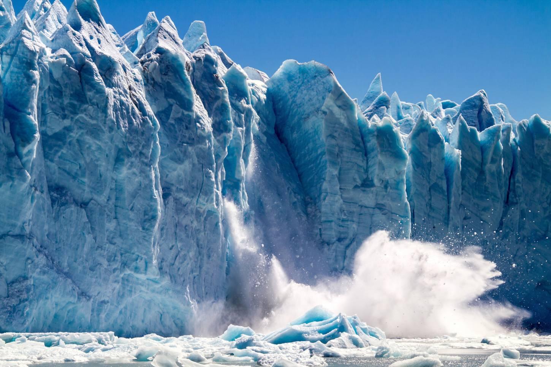 De Perito Moreno gletsjer Imposant UNESCO Werelderfgoed Kriski Plus