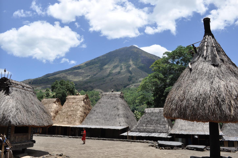 Op bezoek bij de Ngada clan in Belaraghi Een trekking naar authentieke dorpen rond de Inerie vulkaan Kriski Plus