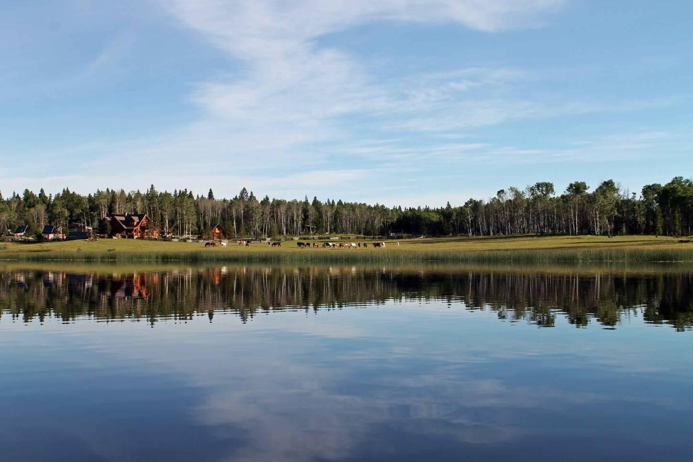 Paardrijden in de Canadese prairie Stijlvol logeren in een exclusieve ranch Kriski Plus