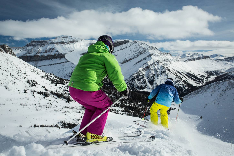 Ski Safari West-Canada Van Lake Louise tot Fernie Kriski Plus