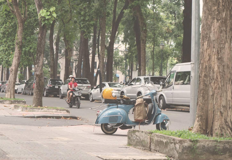Ho Chi Minh City met de Vespa Metropool Saigon beleven als een local Kriski Plus