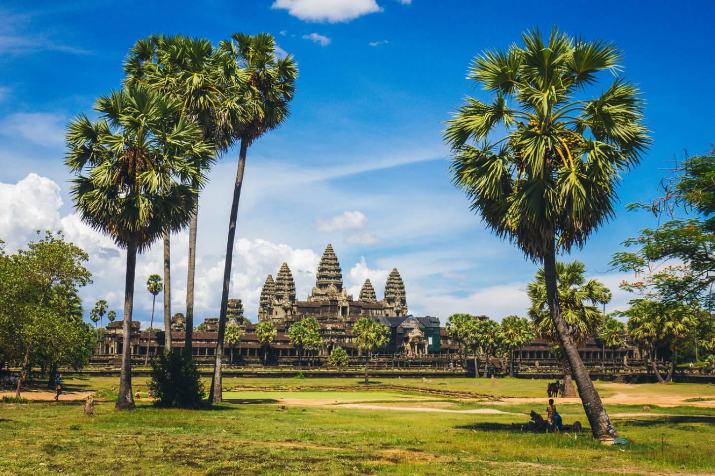 Het mysterieuze Angkor Wat Dompel je helemaal onder in de mystieke sfeer Kriski Plus