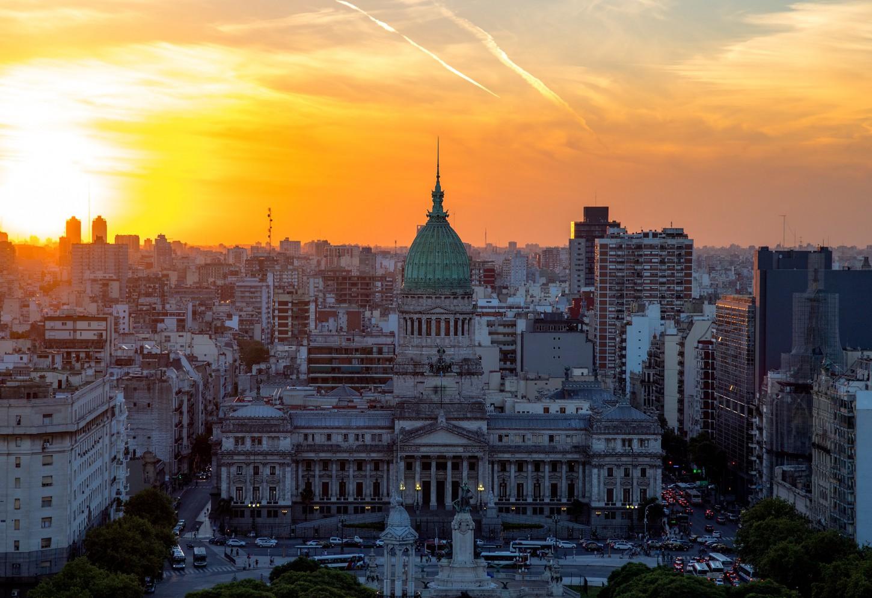 Fietsen in Buenos Aires  Kriski Plus