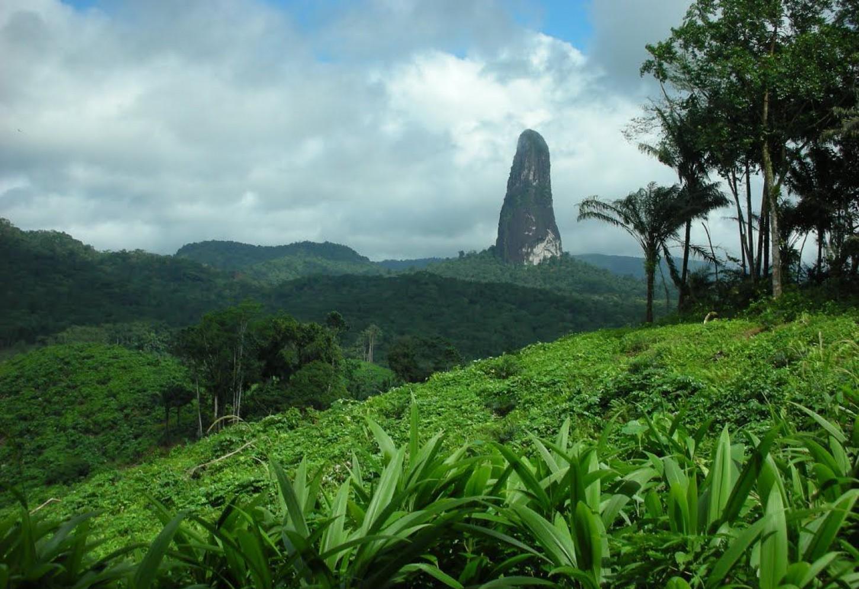 Klim naar een iconische piek Natuurwandeling in Jurassic Park Kriski Plus