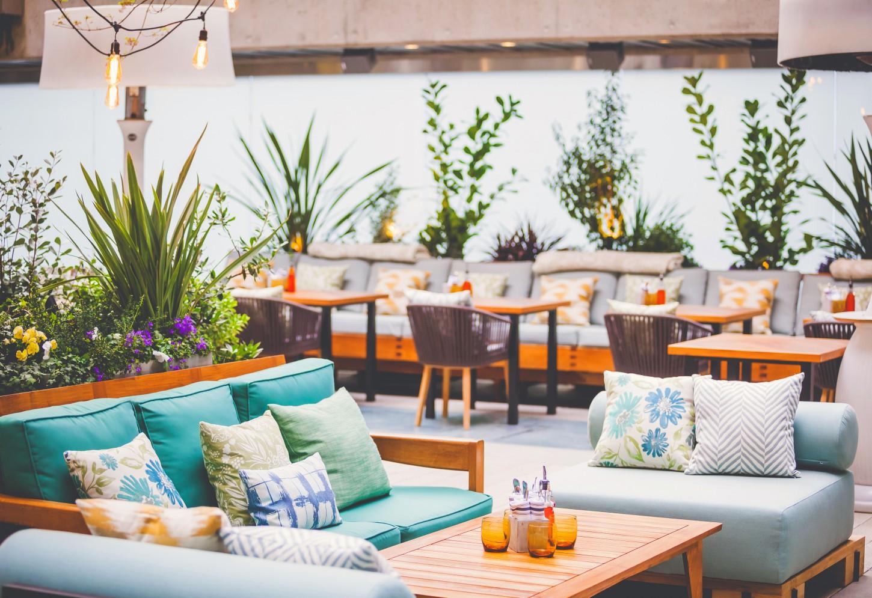 Trendy hotel in hartje Vancouver Kriski Plus
