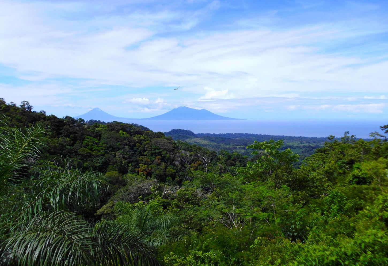 Idyllisch logeren omringd door zeven vulkanen Kriski Plus