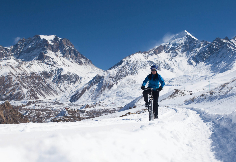 Hemels paradijs Mountainbiken op 's werelds hoogste routes Kriski