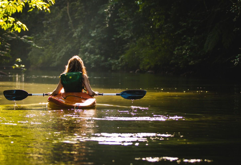 Met de kano door de mangrove Kriski Plus