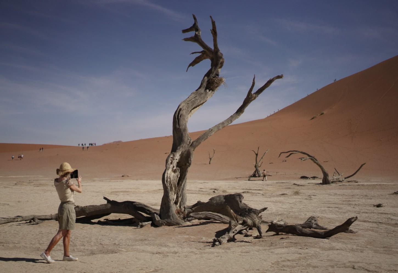 Kriski Plus Namibië Sossusvlei