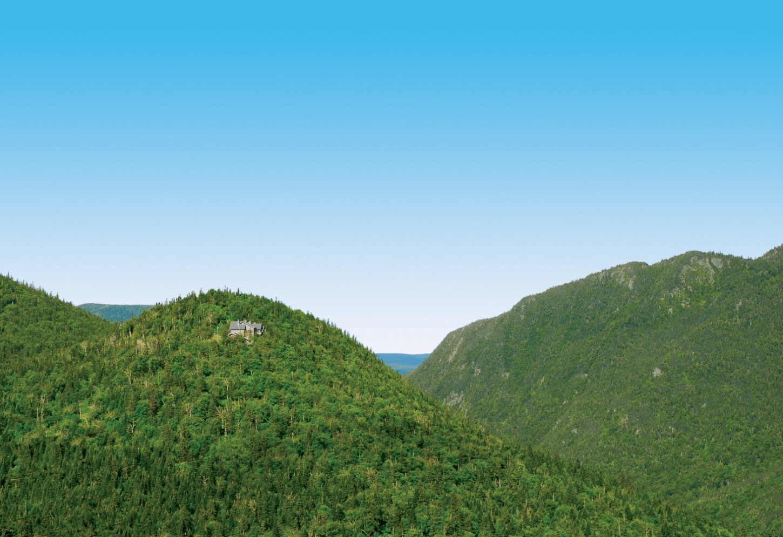 Laad je batterijen op tussen de Oost-Canadese heuvels Kriski Plus