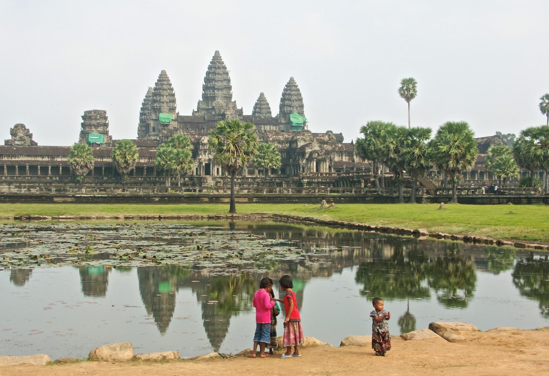 Het mysterieuze Angkor Wat Kriski