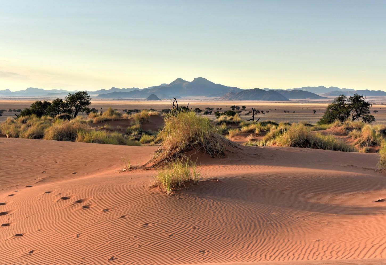 De desolate uitgestrektheid van NamibRand  Kriski Plus