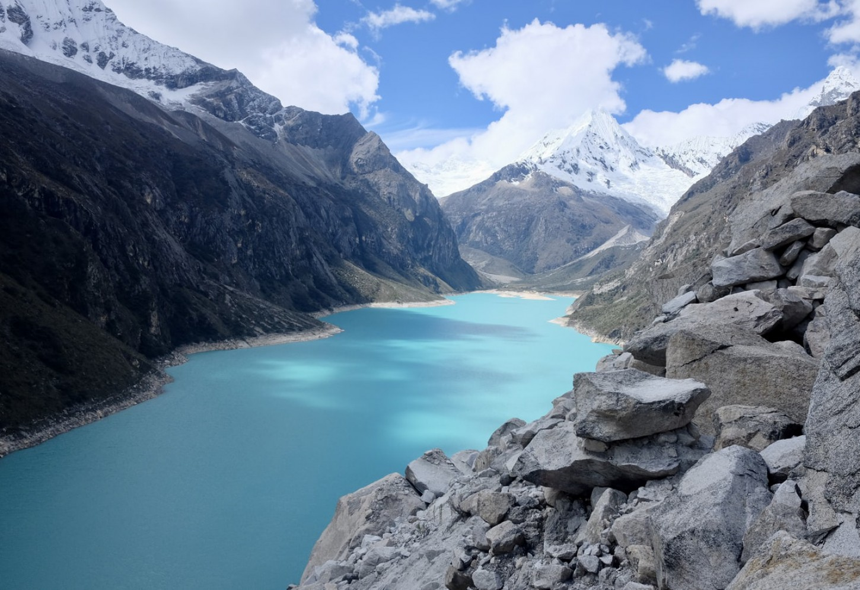 De pittoreske meren van de Cordillera Blanca Kriski Plus