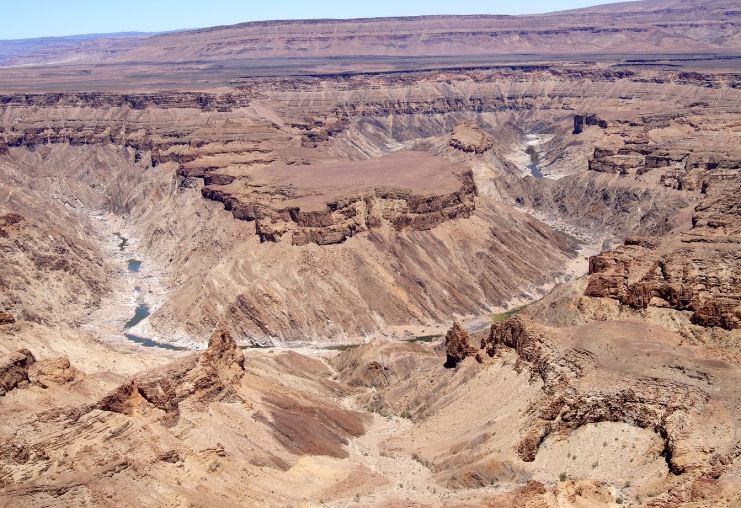 Bedwing Fish River Canyon Kriski Plus