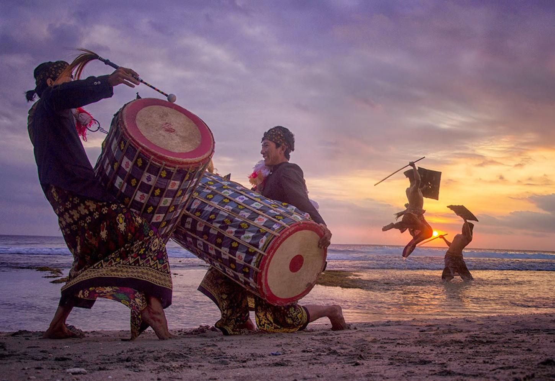 De Sasak van Lombok Kriski Plus