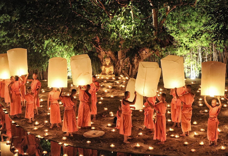 Vier mee tijdens het 'Feest van het Licht' Kriski Plus