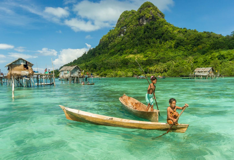 Oogverblindende eilanden Kriski Plus