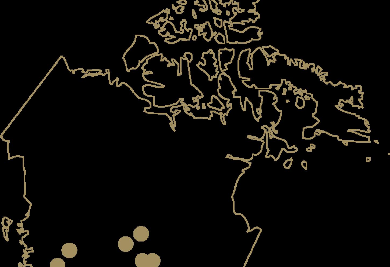West-Canada Van de Rockies tot Vancouver Island Kriski Plus