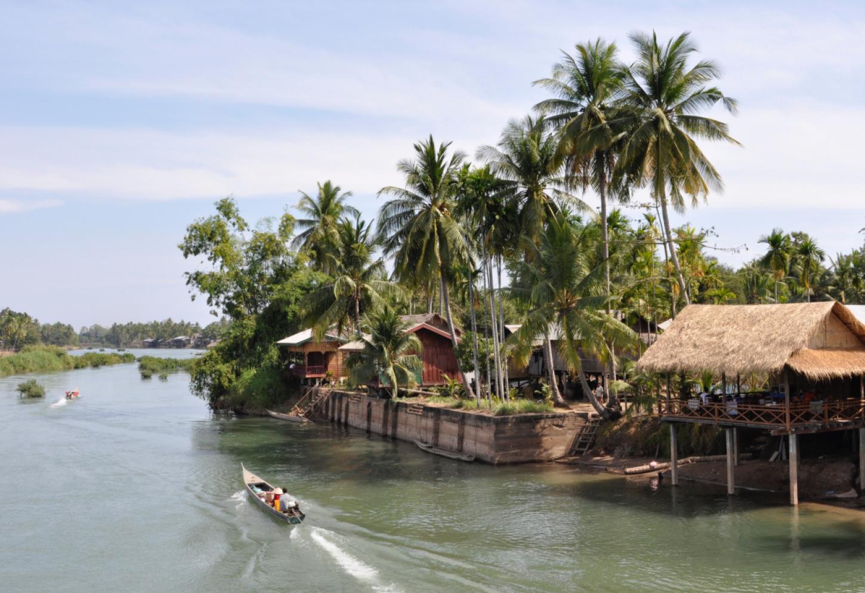 Fiets in één dag over 4000 eilanden Kriski Plus