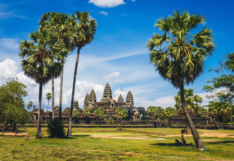 Het mysterieuze Angkor Wat Kriski Plus