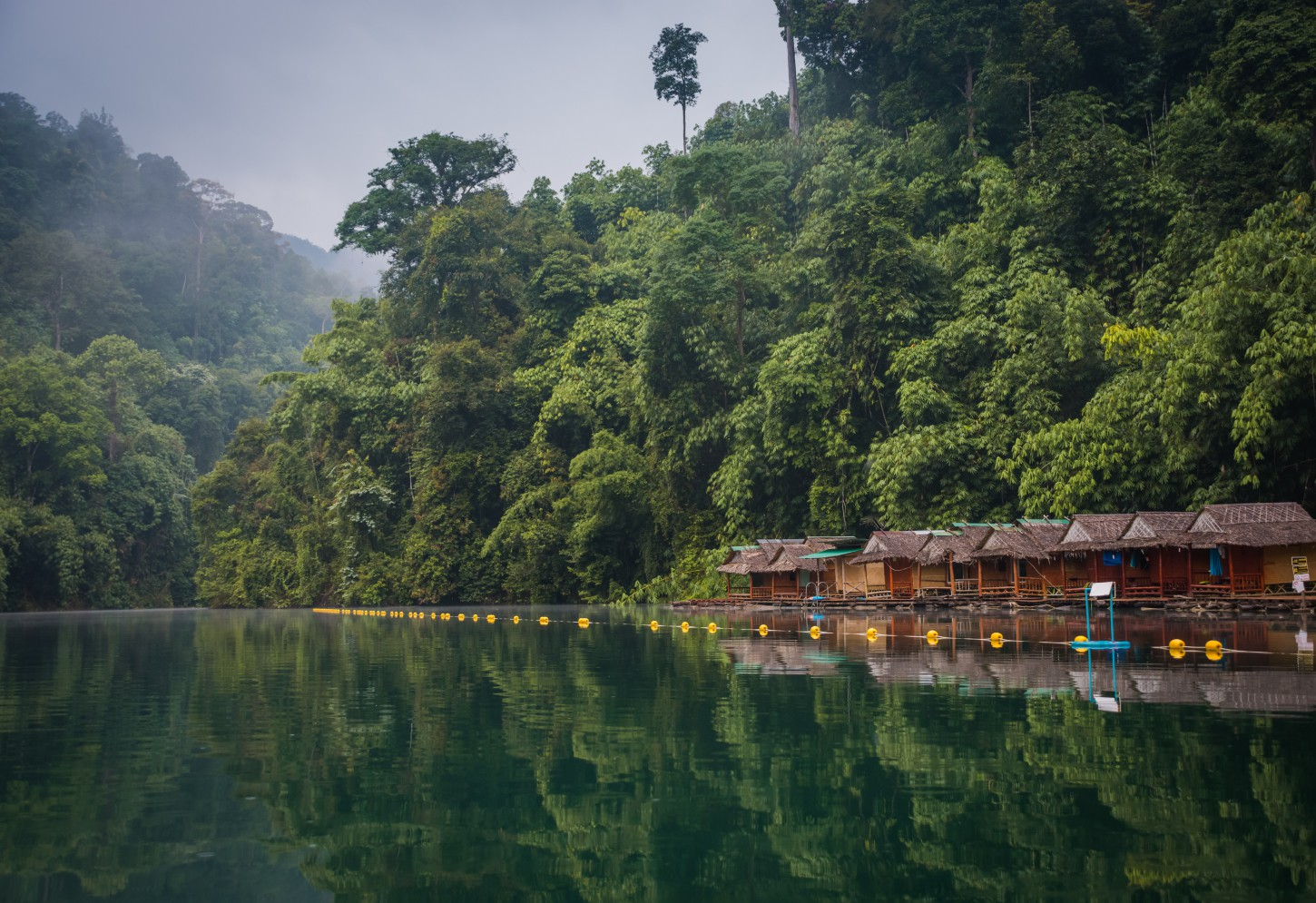 Back to nature in Khao Sok  Kriski Plus