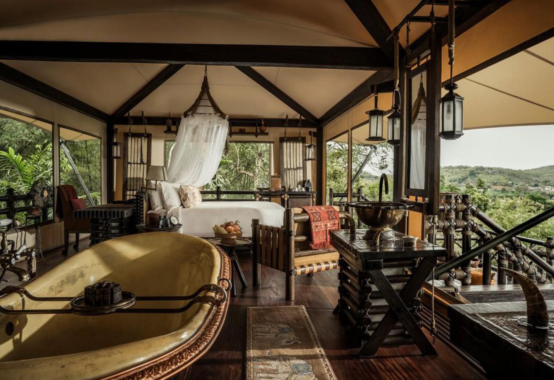 Ultieme luxe in de noordelijke jungle Kriski Plus