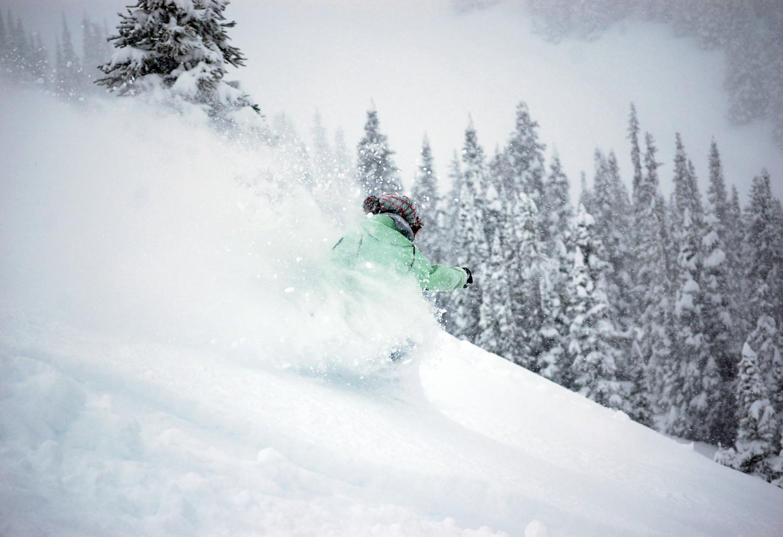 Skiën in Jasper Kriski Plus