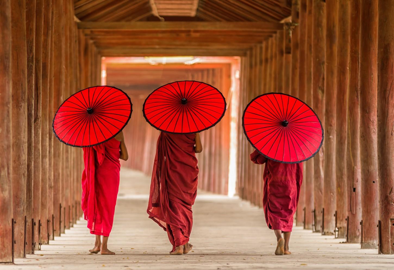 Rondreis Myanmar Kriski