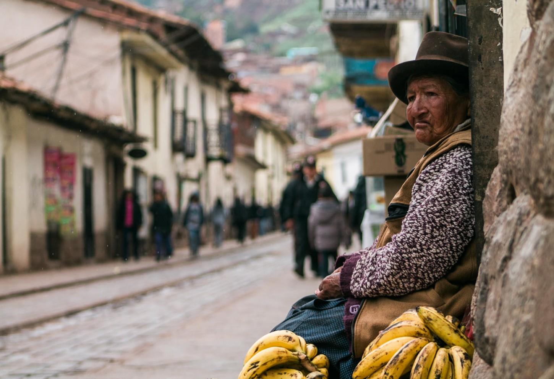 Slenter door de leukste stad van Peru Kriski Plus