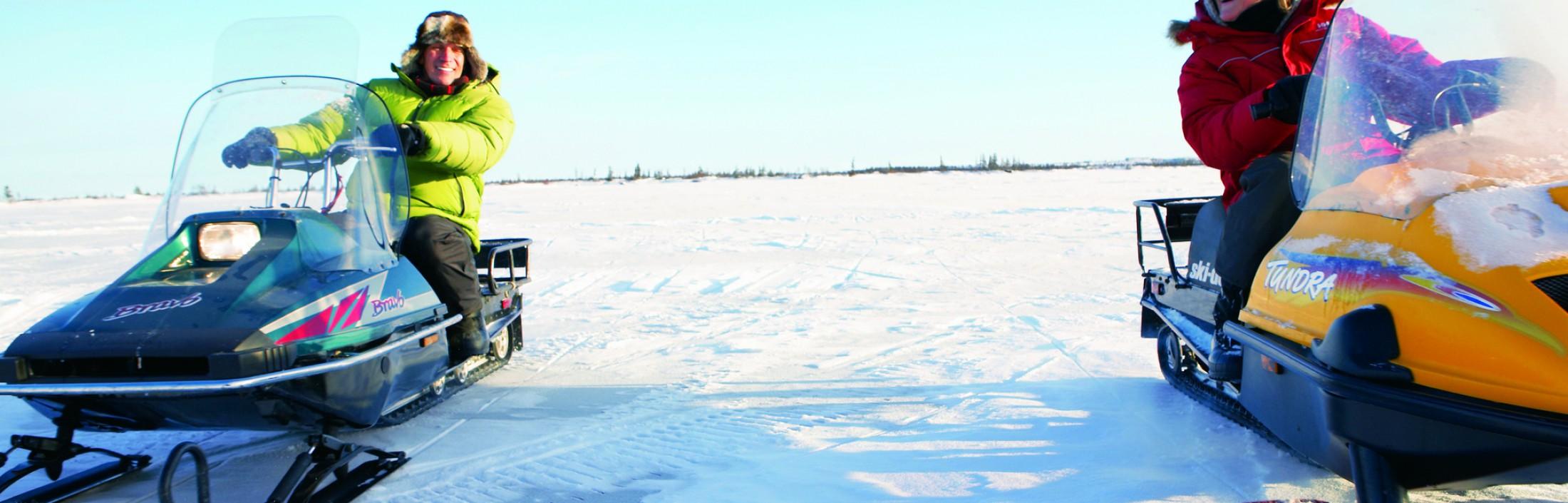 Kriski 100% Sneeuw