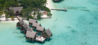 Pure verwennerij Weg van alles op je mini eiland Kriski Plus