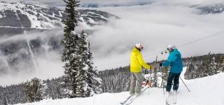 Poedersneeuw in Whistler Een skireis uit de duizend! Kriski