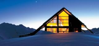 Luxe Alpenlodge op het Zuidereiland Avontuur en ontspanning in de Whare Kea Lodge Kriski Plus